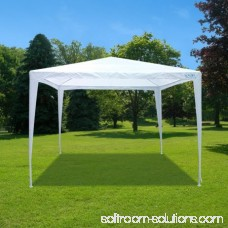 Ktaxon 10'x10' Upgrades Heavy duty Pavilion Cater Event Outdoor Canopy Party Wedding Tent Gazebo