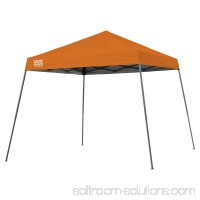 Quik Shade Expedition 10'x10' Slant Leg Instant Canopy (64 sq. ft. coverage) 554385796