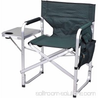 Stylish Camping SL1204BUR Full Back Folding Director's Chair 554364025