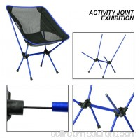 New OUTAD Ultralight Heavy Duty Folding Chair For Outdoor Activities/Camping