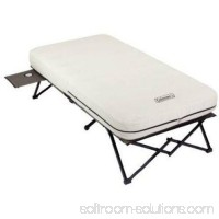 Coleman Inflatable Framed Twin Cot with Airbed 552564812