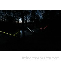 Equip 2-Person Illuminated Hammock, Neon Yellow/Gray   567076828