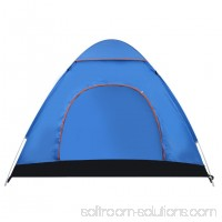 3-4 Person Quick Automatic Pop Up Beach Sun Shade Shelter Outdoor Camping Tent