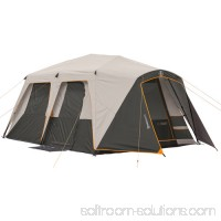 Bushnell Shield Series 15' x 9' Instant Cabin Tent, Sleeps 9   553495012