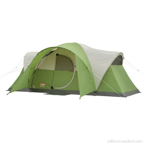 Coleman Montana 12' x 7' Modified Dome Tent, Sleeps 6