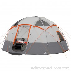 Ozark Trail 12-Person Base Camp Tent with Light 565673611