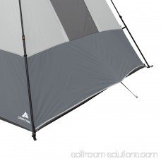 Ozark Trail 6-Person Instant Cabin Tent with LED Light 565673610