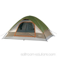 "Wenzel Pine Ridge 5-Person Dome Tent, 10' x 8' x 58""   550045041"