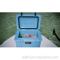 Yeti Roadie 20Qt Blue Cooler