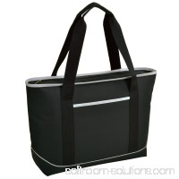 Picnic at Ascot Insulated Cooler Tote Bag - Houndstooth