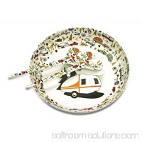 Camp Casual CC-003 RV Camping Outdoor Dinnerware Serving Bowl and Servers   556864479