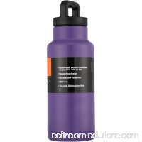 Ozark Trail Double Wall Stainless Steel Water Bottle - 36oz 556360860