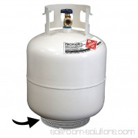 Tank Tire - Propane Tank Holder | No Rust Rings or Stains