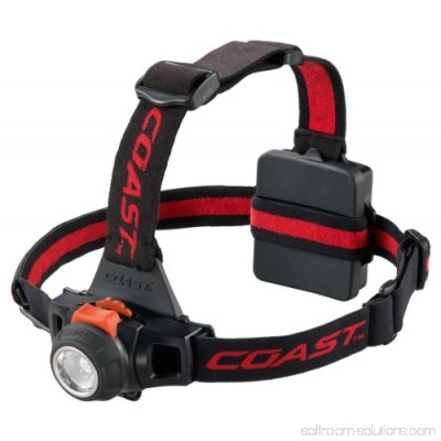 Coast HL27 Focusing LED Headlamp, 309 Lumens 553064325