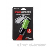 Carson RedSight Red LED Flashlight Astronomy Star Maps and Preserving Night Vision (SL-33)   568939394