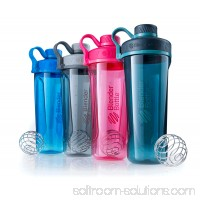 BlenderBottle 28oz Radian Tritan Shaker Cup Deep Sea Green Water Bottle 569286063
