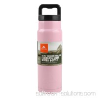 Ozark Trail 24 oz water bottle pink 569665891