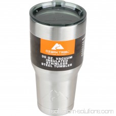 Ozark Trail 30-Ounce Double-Wall, Vacuum-Sealed Tumbler 565724074