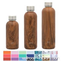 Simple Modern 17oz Bolt Water Bottle - Stainless Steel Hydro Swell Flask - Double Wall Vacuum Insulated Reusable Small Kids Metal Coffee Tumbler Leak Proof Thermos - Sandstone 569664156