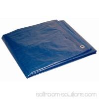 Foremost Dry Top Tarp Blue 02030 20' X 30' 7 Mil Blue Dry Top Tarp