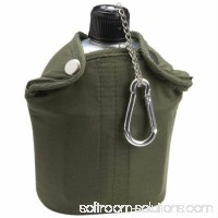 Maxam® 32oz Aluminum Canteen with Cover and Cup 566965806