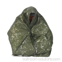 NDuR Emergency Survival Blanket Olive /Silver   565102642