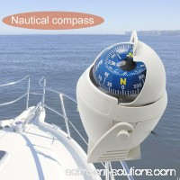 White Compass Lc760 Sea Marine Military Electronic Boat Ship Car Compass Navigation Position