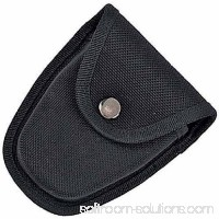 Fury Tactical Handcuff Case, Black Molded Ballistic Nylon 552645082