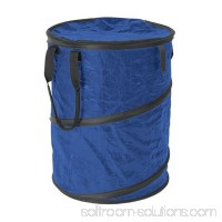 Stansport Collapsible Campsite Carry-All Trash Can Blue 570416357