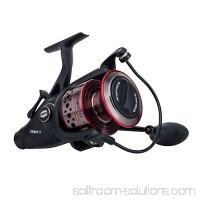 Fierce II Spinning Reel 2500, 6.2:1 Gear Ratio, 5 Bearings, 7 lb Max Drag, Ambidextrous, Clam Package 550455955