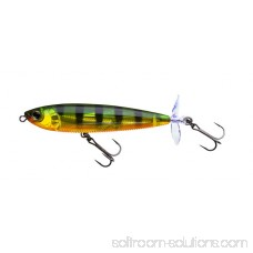 Yo-Zuri Floating 3DB Prop Bait Bass Lure Topwater Surface R1107-PCR Clown New