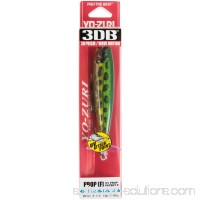 Yo-Zuri Floating 3DB Prop Bait Bass Lure Topwater Surface R1107-PCLL Lime Green