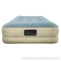 Bestway - Fortech Airbed with Built-in AC Pump, 13 Inch Twin 566953491