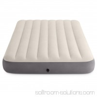 Intex 10 Full Dura-Beam Series Single High Airbed 566443487