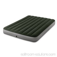 """Intex Full 10"""" DuraBeam Expedition Airbed Mattress with Battery Pump   565594345"""