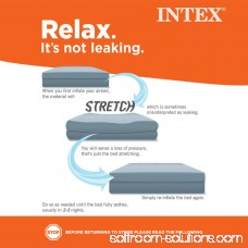 Intex Premaire Elevated Airbed Mattress with Built in Pump, Multiple Sizes 553510860