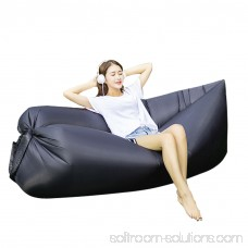 Portable Sofa Inflatable Sleeping Bag Beach Hangout Lazy Air Bed