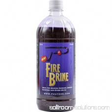 Pautkze Fire Brine 32 oz Lure, Blue 553981452