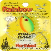 Northland Tackle Mr. Walleye Crawler Hauler #5 Indiana Rig 005146483