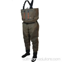 FROGG TOGGS PILOT II BREATHABLE STOCKINGFOOT WADER - SMALL
