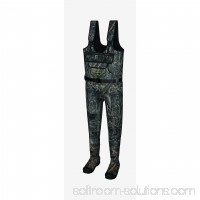 Winchester Premium 5mm Spantough Camo Bootfoot Wader, MX5   566122679