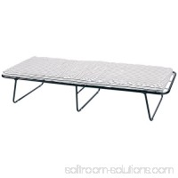 "Stansport ""Conifer Steel"" Cot with Mattress   555279980"