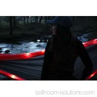 Equip 2-Person Illuminated Hammock, Neon Coral/Gray 567076826