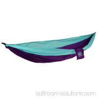 Equip 2-Person Illuminated Hammock, Purple/Teal   567076825
