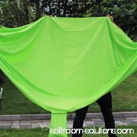 Green New Travel Camping Outdoor Hammock Parachute Bed Portable Hanging Hammock~~