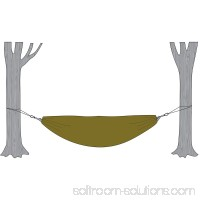 Snugpak Hammock Cocoon with Travelsoft Filling, Olive 554841214