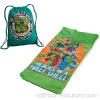 Nickelodeon Teenage Mutant Ninja Turtles Toddler Slumber Duffle Nap Mat 552974328