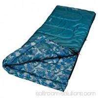 Coleman Youth Rectangle Sleeping Bag   558253836