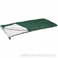 Stansport Redwood 2 lb 33 x 75 Rectangular Sleeping Bag 570414925