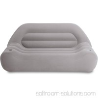 Intex Inflatable Camping Sofa, 75 x 37 x 34 556325331